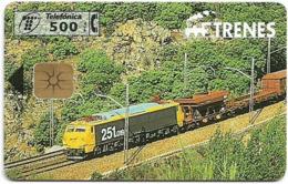 Spain - Telefónica - Trains - Trenes Telebarna'97 - P-310 - 11.1997, 10.000ex, Used - España