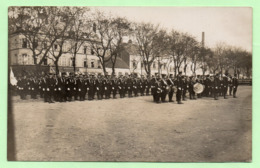 CP / PHOTO - MARINE NATIONALE - Prise D'Armes, Cérémonie - - Militaria