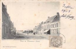 WORMHOUT - La Place - Wormhout