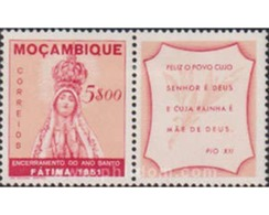 Ref. 612395 * HINGED * - MOZAMBIQUE. 1951. HOLY YEAR . AÑO SANTO - Mosambik