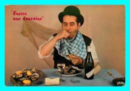 A743 / 155   Humour Cuisine Encore Une Douzaine Huitre - Ricette Di Cucina