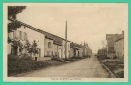 Sivry Sur Meuse - Meuse - Rue De Sivry - - Clermont En Argonne