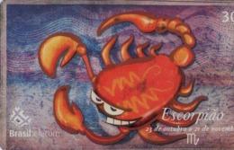BRASIL (ZODIACO-ZODIAC). 10/12 - Escorpio - N 04*. BR-RS-0546-04* (230) - Zodiaco