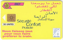 MAROC A-317 Chip AfricPhone - 20 Units - Used - Marokko