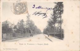 BERGUES - Route De Wormhout - Bergues