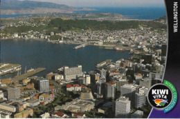 CPSM  Nouvelle Zélande Wellingtown - Nouvelle-Zélande