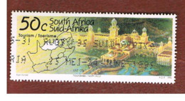 SUD AFRICA (SOUTH AFRICA) - SG 865 - 1995 TOURISM: NORTH WEST (LOST CITY PALACE)     - USED - Sud Africa (1961-...)