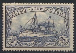 Deutsch-Südwestafrika 22 ** Postfrisch - Kolonie: Deutsch-Südwestafrika