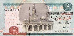 Egypt 5 Pounds, P-63a (8.5.2002) - UNC - Aegypten