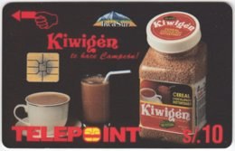 PERU A-128 Chip Telepoint - Drink, Cocoa - Used - Peru