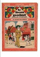 LE BON POINT AMUSANT N°1144  1/11/1934  UN VOYAGE MOUVEMENTE - Magazines Et Périodiques