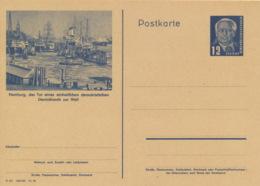 DDR Ganzsache P47/02 * - Postales - Nuevos
