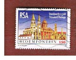 SUD AFRICA (SOUTH AFRICA) - SG 905 - 1996 BLOEMFONTEIN CITY ANNIVERSARY   - USED - Usati