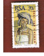 SUD AFRICA (SOUTH AFRICA) - SG 935 - 1996  NATIONAL WOMEN DAY  - USED - Sud Africa (1961-...)
