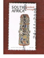 SUD AFRICA (SOUTH AFRICA) - SG 967 - 1997 CULTURAL HERITAGE: SOUTHERN SOTO FIGURE  - USED - Sud Africa (1961-...)