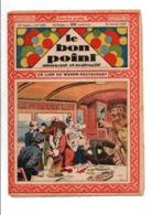 LE BON POINT AMUSANT N°1052  26/1/1933  UN LION AU WAGON-RESTAURANT - Altre Riviste