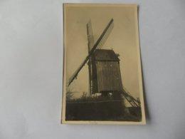 Lede Impe Molen Fotokaart - Lede