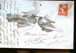 MESANGES - Oiseaux