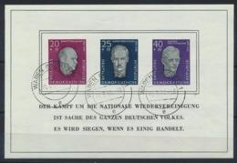 DDR Block 15 O Tagestempel Waren - DDR