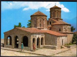 Macedonia Ohrid 1970 / Monastery Of Saint Naum - Macedonië