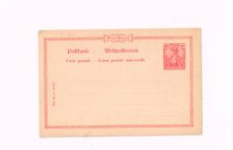 Entier Postal à 10 Pfennig. - Deutschland