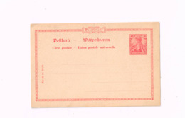 Entier Postal à 10 Pfennig. - Alemania