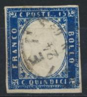 Italien 14 O - 1861-78 Victor Emmanuel II
