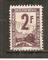 Francia-France Nº Yvert  Paquete Postal 2 (usado) (o) - Paquetes Postales