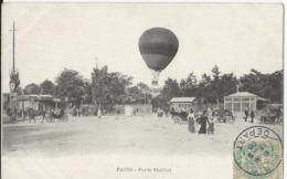 Paris    Porte Maillot     Aérodrome     Dirigeable - Frankreich