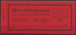 Deutsches Reich Markenheftchen 44 ** Postfrisch - Alemania
