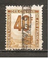 Francia-France Nº Yvert  Paquete Postal 14 (usado) (o) - Paquetes Postales