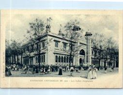 75 PARIS - Exposition Universelle De 1900 - Les Indes Anglaises - Expositions
