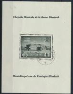 Belgien Block 14 O - Blocks & Kleinbögen 1924-1960