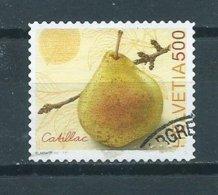 2008 Switzerland 500 Fruits Used/gebruikt/oblitere - Zwitserland