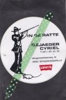 "Zelfklever, Auto-collant, Sticker In De Ratte, Cyriel Dejaeger, Schuiferskapelle, Levi""s - Autocollants"