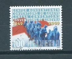 2009 Switzerland Convention Used/gebruikt/oblitere - Used Stamps