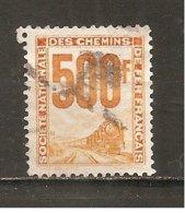 Francia-France Nº Yvert  Paquete Postal 25 (usado) (o) - Paquetes Postales