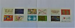 """Carnet BC 763 Année 2012 """"Meilleurs Voeux"""" 12 Timbres AA Lettre Verte 20 G NEUF NON PLIE TBE - Booklets"""