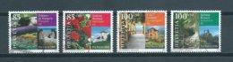 2006 Switzerland Complete Set Pro Patria Used/gebruikt/oblitere - Used Stamps