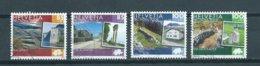 2008 Switzerland Complete Set Pro Patria Used/gebruikt/oblitere - Used Stamps