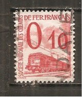 Francia-France Nº Yvert  Paquete Postal 32 (usado) (o) - Colis Postaux