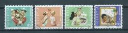 2005 Switzerland Complete Set Pro Juventute Used/gebruikt/oblitere - Pro Juventute