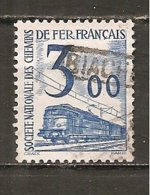 Francia-France Nº Yvert  Paquete Postal 43 (usado) (o) - Paquetes Postales