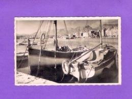 CARTE PHOTO TOULON Les Quais Après Les Bombardements - Toulon