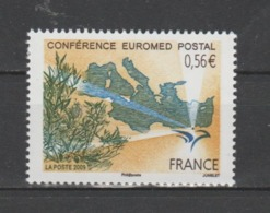 FRANCE / 2009 / Y&T N° 4422 ** : Conférence Euromed X 1 - Gomme D'origine Intacte - Unused Stamps