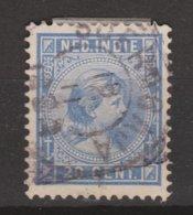 Nederlands Indie 26 TOP CANCEL SOERABAJA ; Koningin Queen Reine Reina Wilhelmina 1892 NETHERLANDS INDIES PER PIECE - Nederlands-Indië