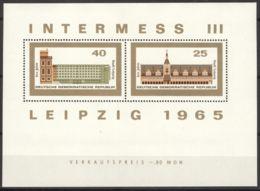 DDR Block 24 10er Packung ** Postfrisch - DDR