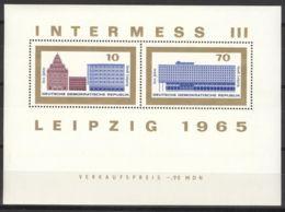 DDR Block 23 10er Packung ** Postfrisch - DDR