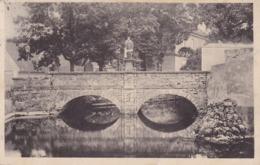 Gumpoldskirchen * Brïcke, Stadtteil, Zugstempel * Österreich * AK744 - Mödling