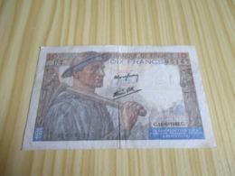 France.Billet 10 Francs Mineur 11/06/1942. - 10 F 1941-1949 ''Mineur''